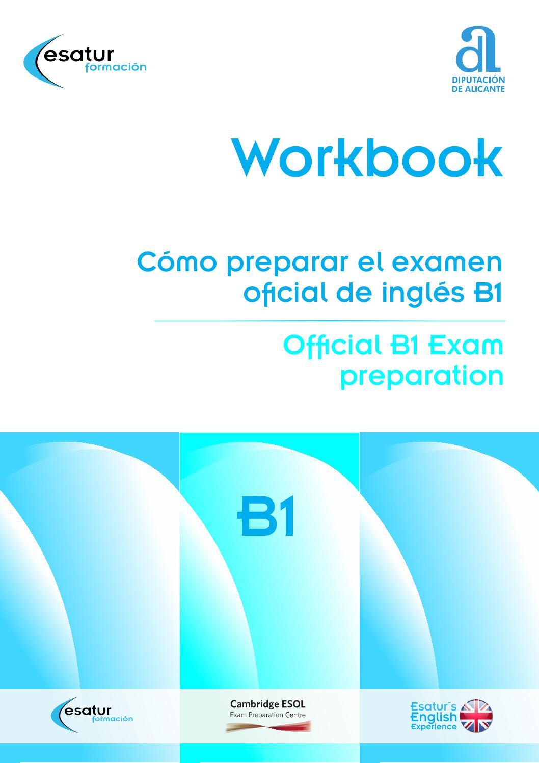 Student S Workbook Official B1 Exam Preparation By Miguel  -> Como Se Dice Sala De Tv En Ingles