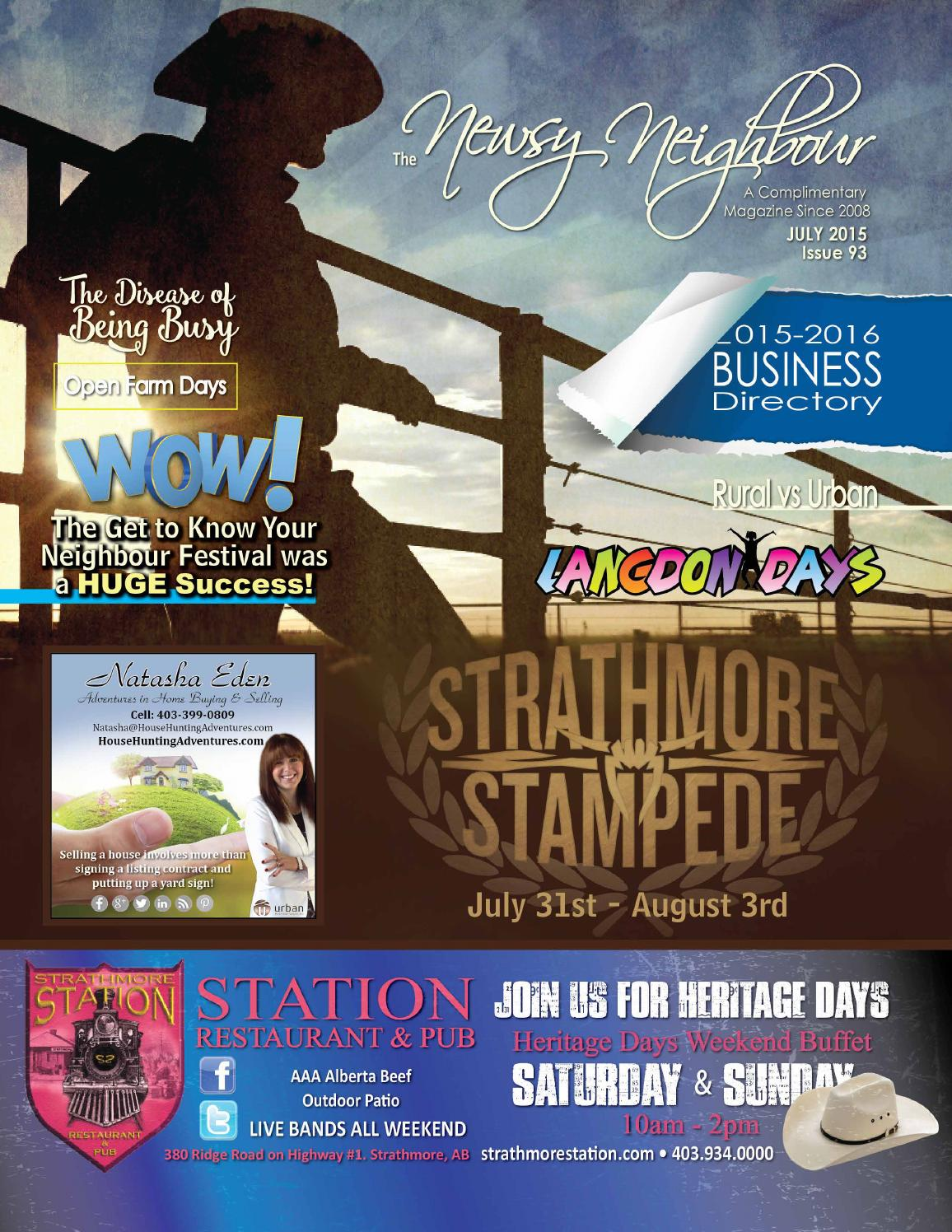 The Newsy Neighbour July Issue 93 by The Newsy Neighbor - issuu