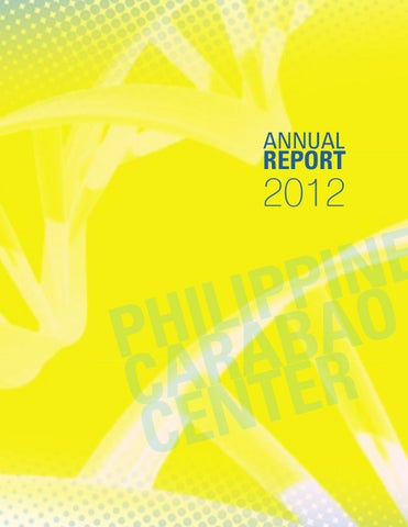 PCC Annual Report 2012 by krmc library - issuu