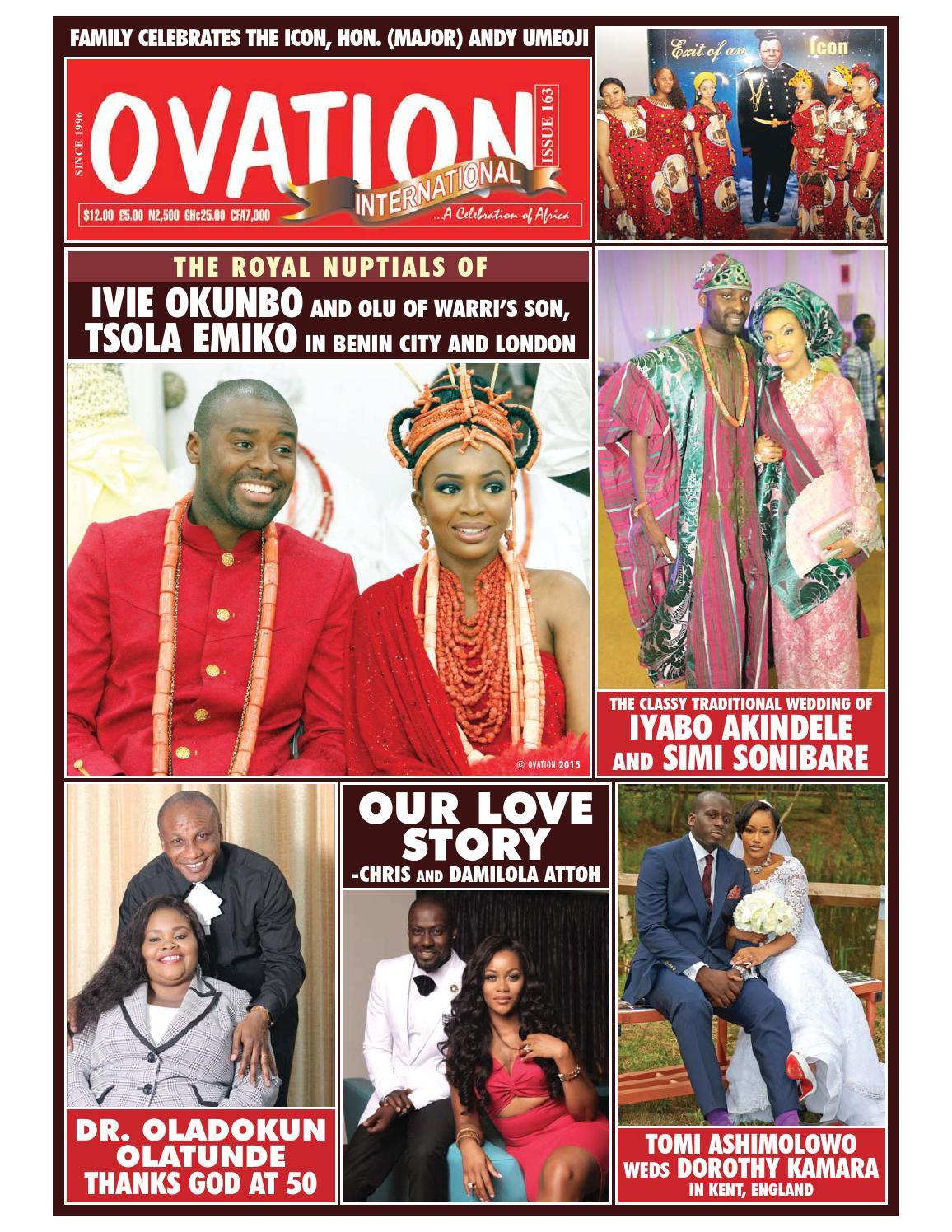 Ovation magazine issue 163 by t2eOvation - issuu