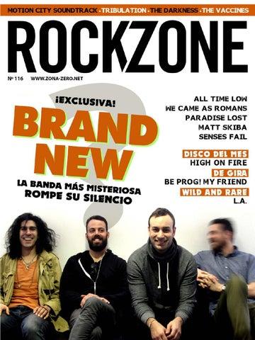 the best attitude b7ace b5374 RockZone 116 - 07 2015 by ROCKZONE - issuu