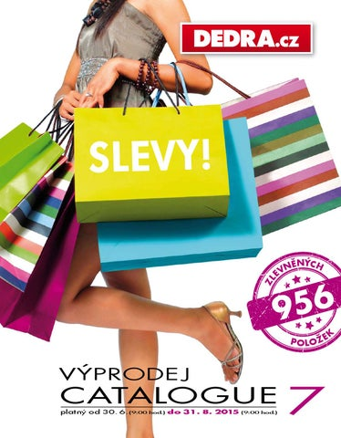 52f707acbe7 Vyprodej catalogue 7 by Cucorka.cz - issuu