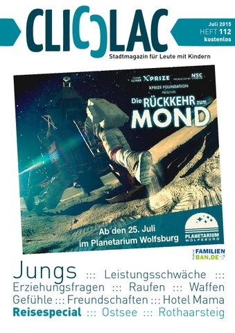 Clicclac Juli 2015 By Clicclac Stadtmagazin Für Familien Issuu