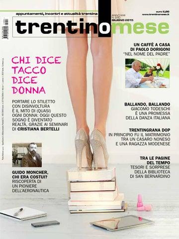 TrentinoMese Giugno 2015 by Curcu Genovese - issuu 0c75ceb8783