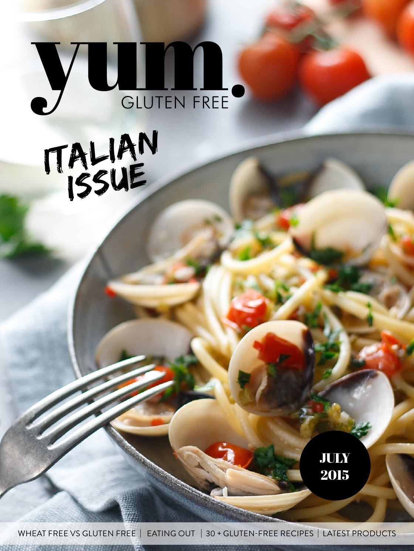 Yum gluten free magazine july 2015 by yum gluten free issuu gluten free magazine july 2015 by yum gluten free issuu forumfinder Images