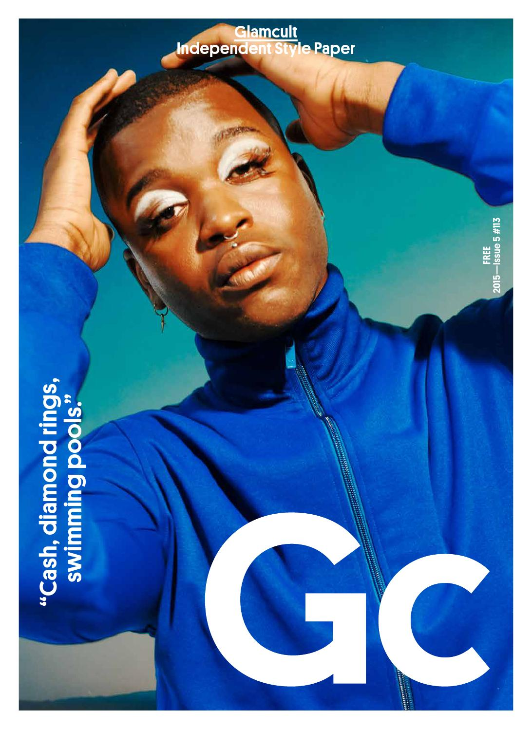Glamcult 2015 Issue 5 113 Eu By Glamcult Issuu