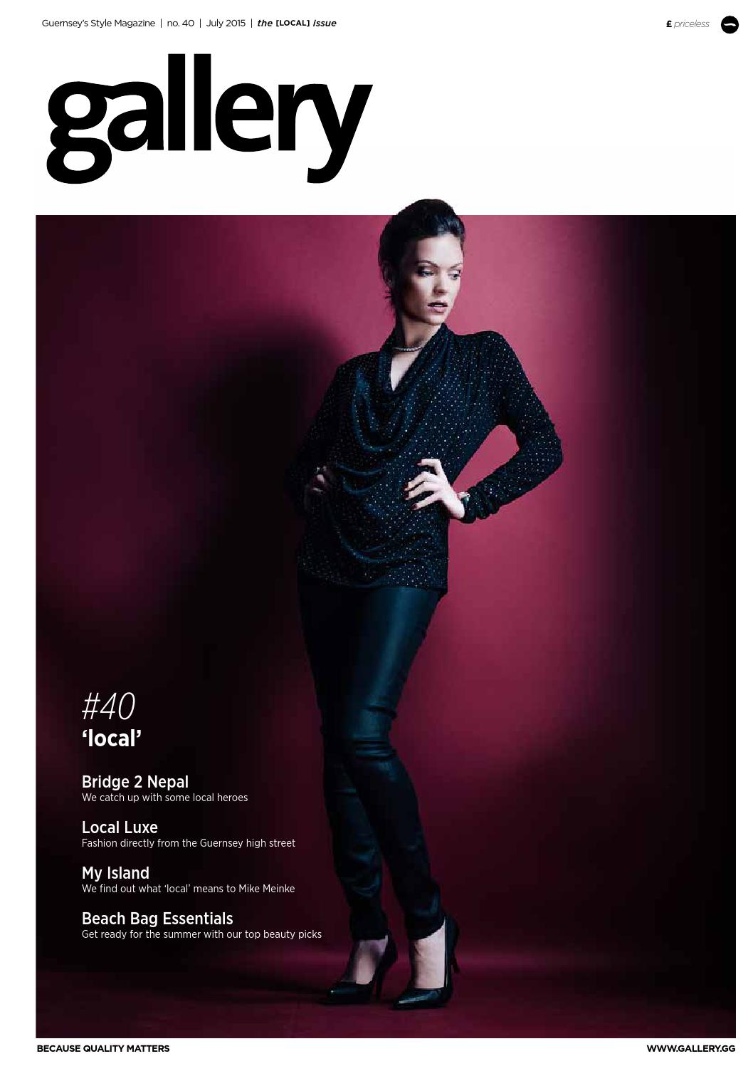 Gallery Guernsey 40 By Magazine