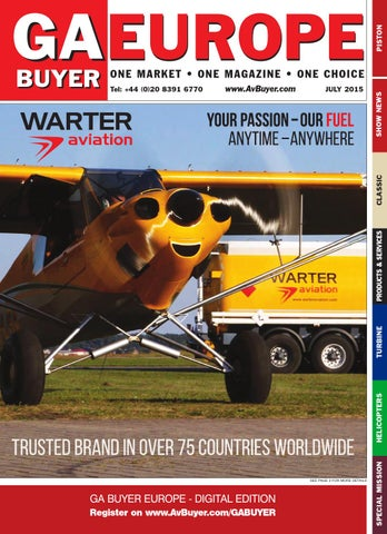 GABuyer Europe July 2015 by AvBuyer Ltd  - issuu