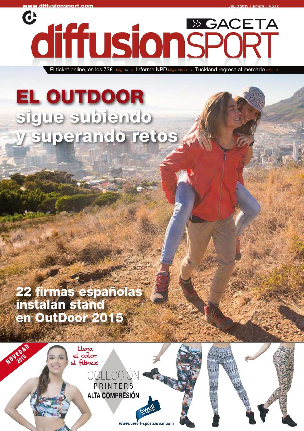 brand new f7f12 62ddb Diffusion Sport - 474 by Peldaño - issuu