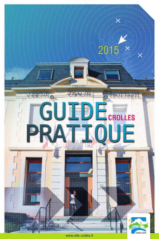 Crolles guide pratique 2015 by ville de crolles issuu for Piscine de crolles