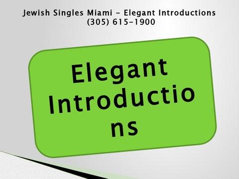 Elegant introductions