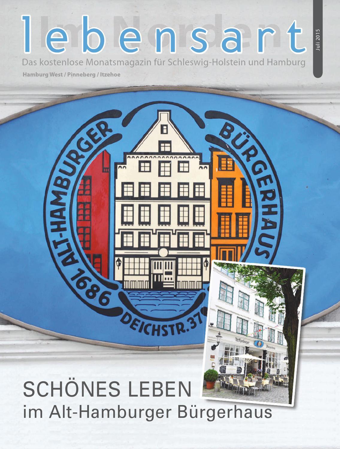 Lahhw0715 by Verlagskontor Schleswig-Holstein - issuu