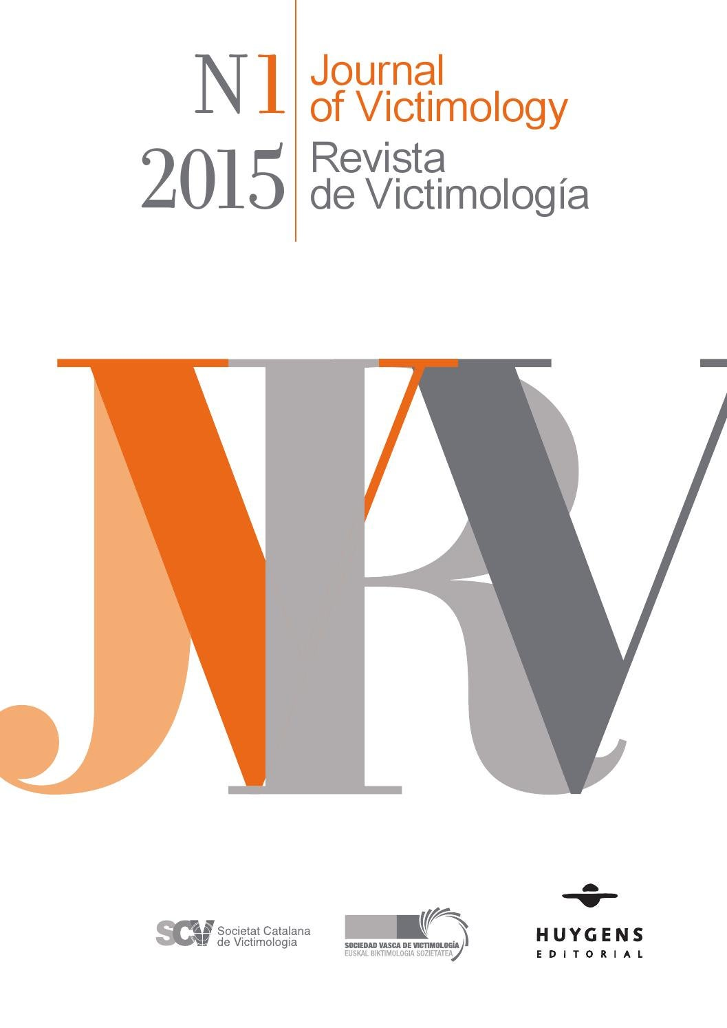 Revista de Victimologia / Journal of Victimology 01 2015 by Huygens ...