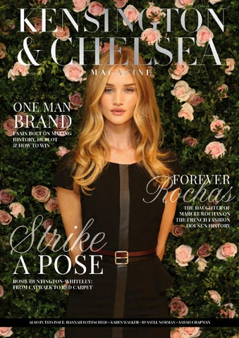 d214137a170 The Kensington and Chelsea Magazine July 2015 by Runwild Media Group ...