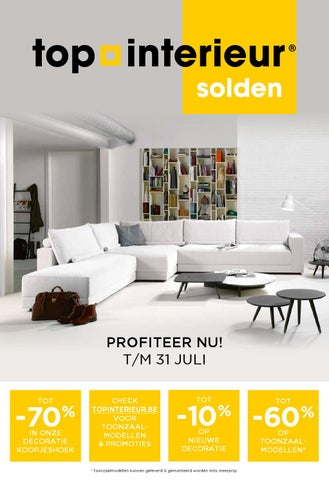 Soldenfolder top izegem juli15 web by Topinterieur - issuu