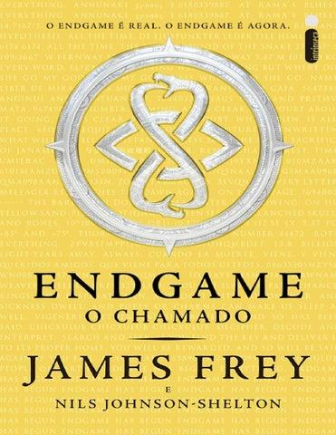 aad760ab42c Endgame o chamado oficial james frey by Daiah W. - issuu