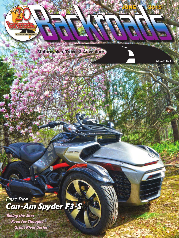 June 2015 by Backroads Magazine - issuu 7ebafaf29b