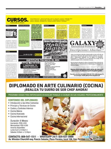 Pl20150701 by Grupo Diario Libre, S. A. - issuu