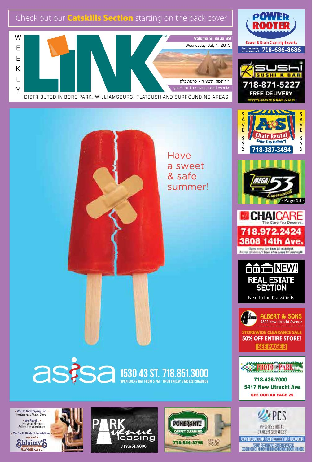 Vol 9 Issue 39 by Weekly Link - issuu