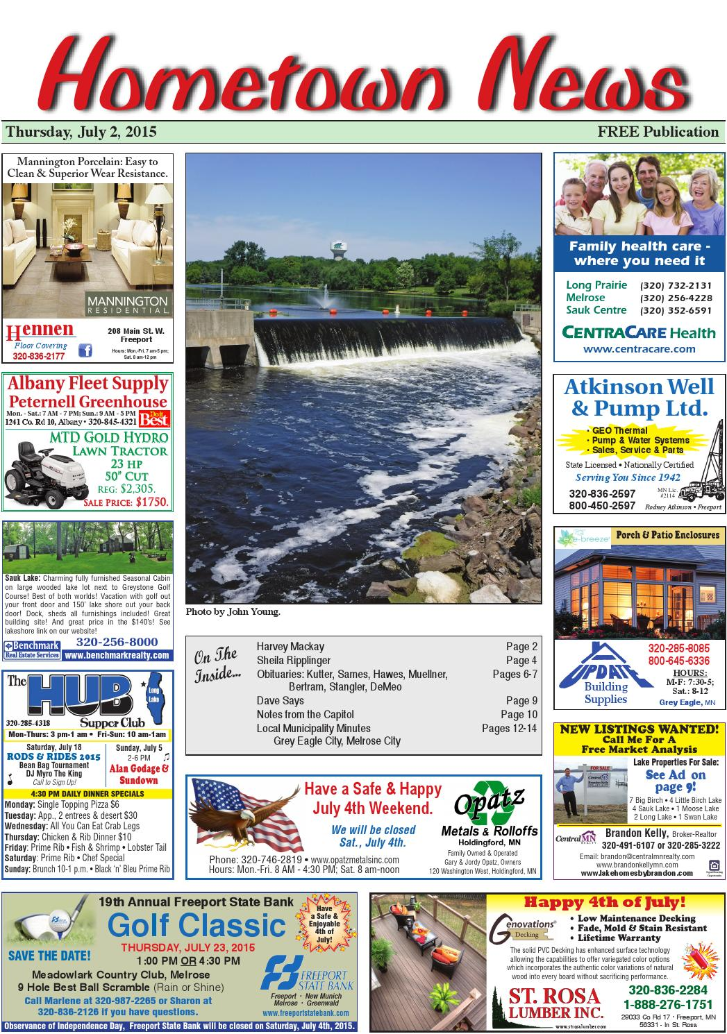 hometown news july 2 2015 by hometown news issuu