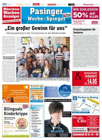 Der Sitzmacher kw 27 2015 by wochenanzeiger medien gmbh issuu