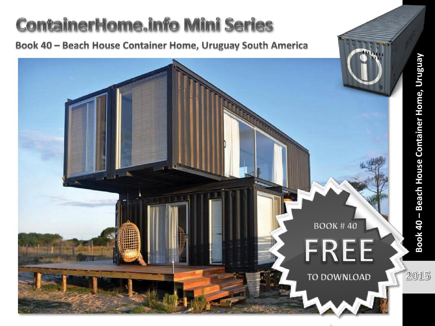 Shipping container homes book 40 by shippingcontainerhomes issuu - Bithcin shipping container house ii ...