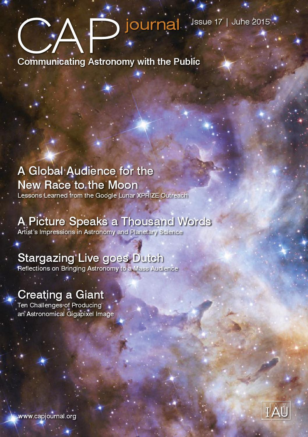 CAPjournal 17 by European Southern Observatory - issuu