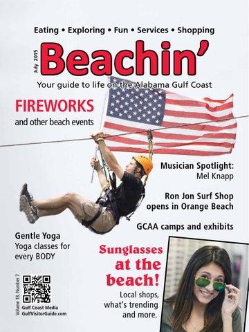 374a8676ad Beachin' (July 2015) by Gulf Coast Media - issuu