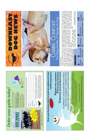 Downeast Dog News July 2015 By Downeast Dog News Issuu