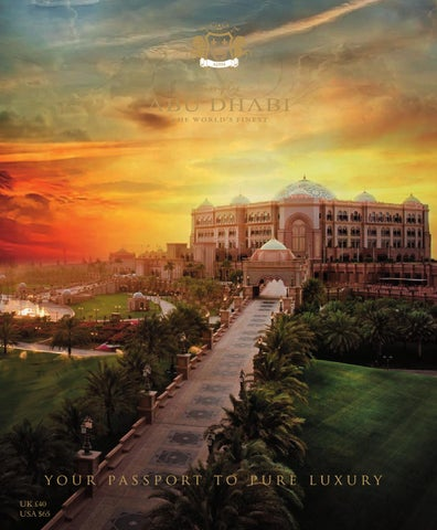 4ae5c16b Simply Abu Dhabi Edition 18 Return To The Palace by Arnie S Hira - issuu