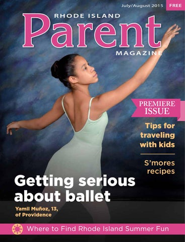 Rhode Island Parent Magazine Julyaugust 2015 By Rhode Island Parent