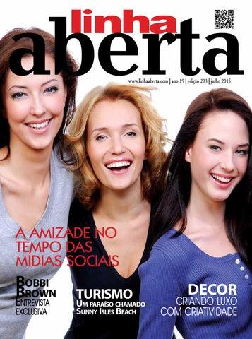 Linha Aberta Edição de Julho 2015 by Linha Aberta Magazine - issuu 700ae12ea5