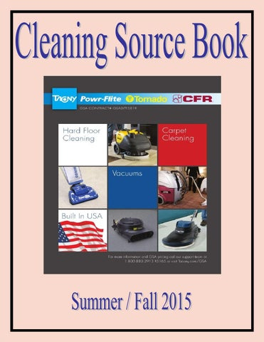 Cleaning Source Book