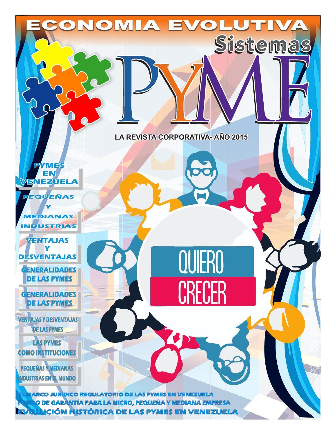 Revista Pymes By Revista Sobre Las Pymes Issuu