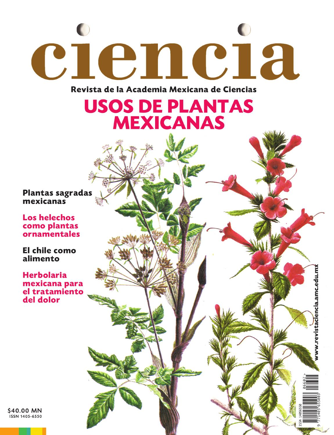 Revista Ciencia vol.66-3 by Academia Mexicana de Ciencias - issuu