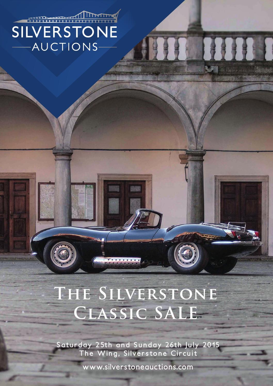 Alfa Romeo Wiring Diagram 5 10 From 54 Votes The Silverstone Classic Sale 2015 By Caroline Smith Peninsula Design Issuu