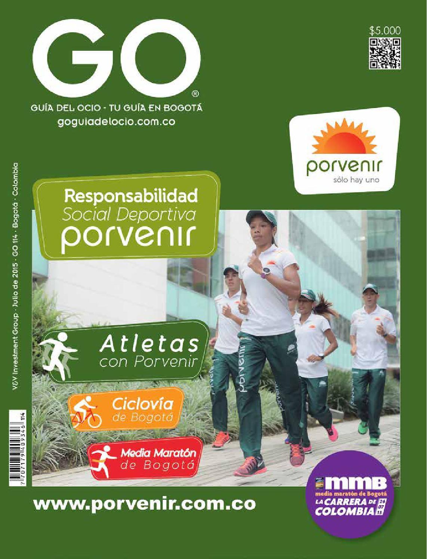 f0e06efedddd GO EDICION 114 by Go Guia Del Ocio - issuu
