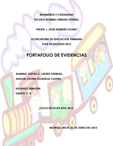 Portafolio de evidencias by anyuli juarez issuu page 1 urtaz Choice Image