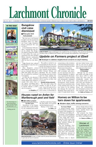 Lc issue 07 15 100 by Larchmont Chronicle - issuu