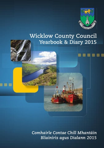 Wicklow county council yearbook diary 2015 by ashville media group page 1 malvernweather Images