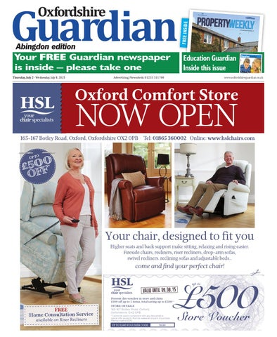 2 july 2015 oxfordshire guardian abingdon by Taylor