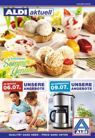 Aldi Nord Angebote Ab Montag 06 07 15 By Onlineprospekt Issuu