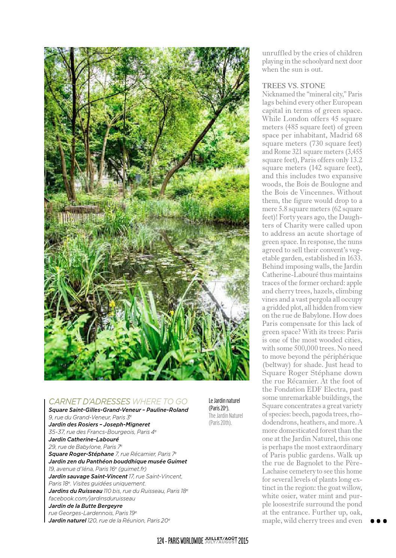 Jardin Mineral Zen Photo parisworldwide 08alexandre benyamine - issuu
