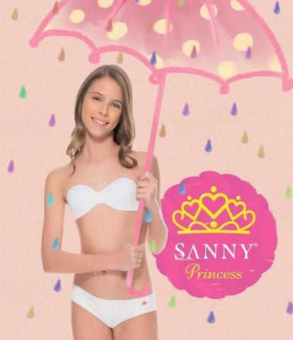 Catálogo Sanny Princess 2015 by Sanny Lingerie - issuu 6f73b6c100c