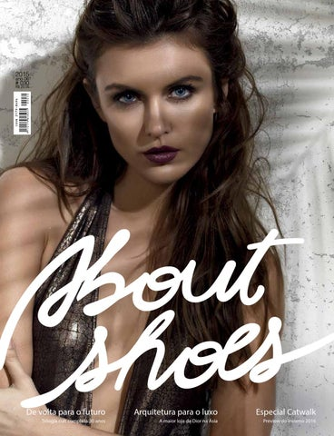 3a10ad3877 About shoes  30 by EDITORA NOVE - issuu
