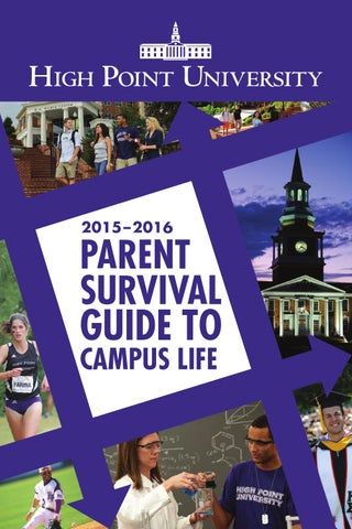 parent guide to campus life by high point university issuu