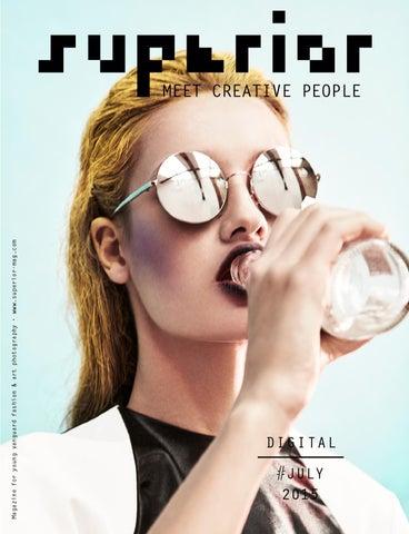 cc6656bba7 Magazine for young vanguard fashion   art photography â  x20AC ˘  www.superior-mag.com
