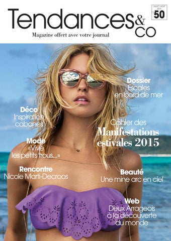 Tendances   Co n°50 by Groupe Nord Littoral - issuu 97900e63e355