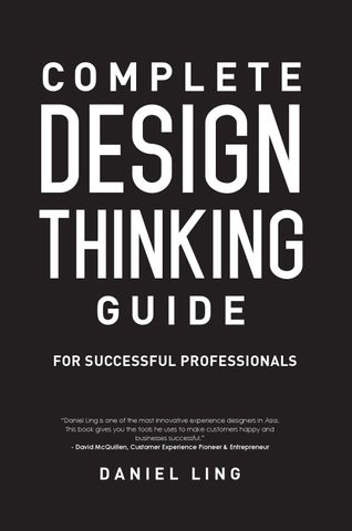 Complete Design Thinking Guide for Successful Professionals by