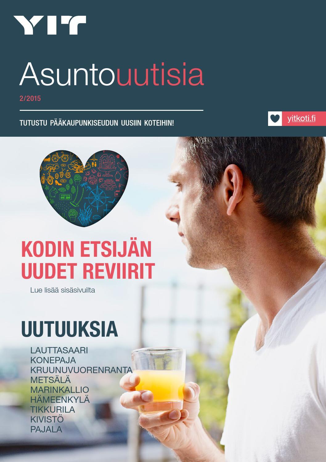 yit uudet asunnot Kalajoki